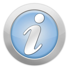 "Light colored Icon ""Information Symbol"""