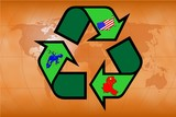 Recycling and the Environment poster