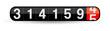 Vector Counter - 22547484
