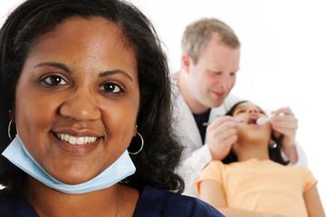 Nurse and Dentist