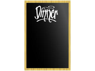 Menu - Dinner