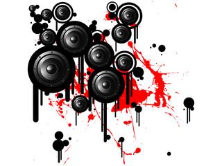 Speaker - Blood