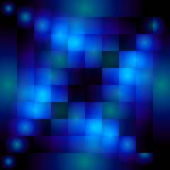 Seamless vector pattern texture - glow