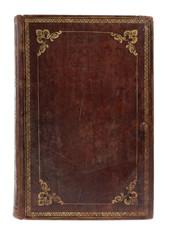 Ein altes Messbuch und Liederbuch eines Priesters
