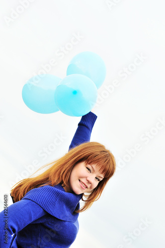 fun with balloons