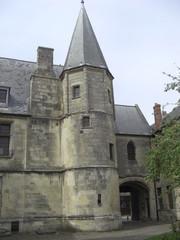 Ancienne construction Laon