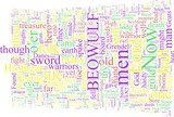Word Cloud - Beowulf
