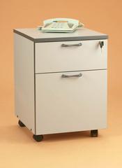 Lockable drawer