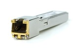 Gigabit (copper) sfp module for network switch poster