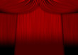 Red curtain2