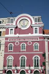 Théâtre à Lisbonne