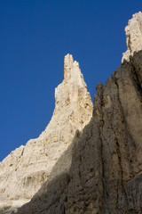 steep tower mountain