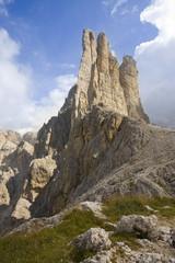catinaccio mountain