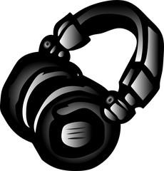 headphones vector vector illustration