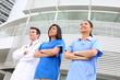 Attractive Medical Team