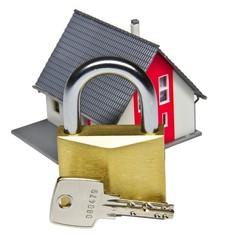 Haus sichern
