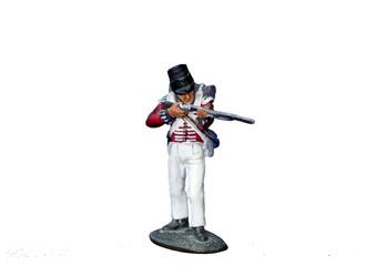 soldato inglese di fanteria ai tempi di Wellington