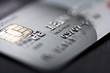Leinwandbild Motiv credit card