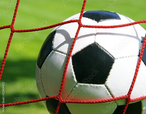 Fußball im Tor - Soccer Goal