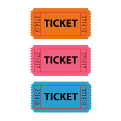 Ticket Illustration