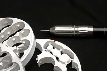 Vollkeramik Zirkonoxid CAD CAM Dental