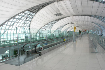 Bangkok international airport - Thailand