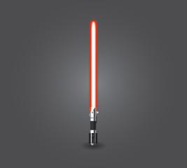 Red light saber