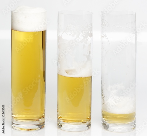 Leinwanddruck Bild Bier