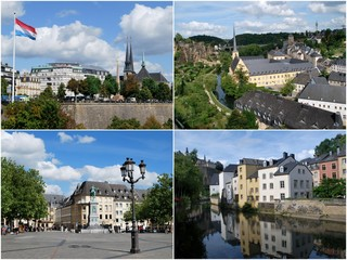 Petits coins du Luxembourg