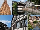 Tourisme à Strasbourg poster