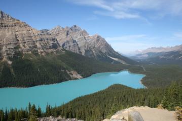 Peyto Lake im Jasper-Nationalpark West-Kanada