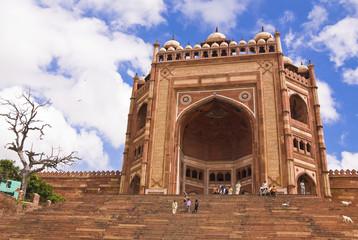 Fatehpur Sikri - Buland Darwaja