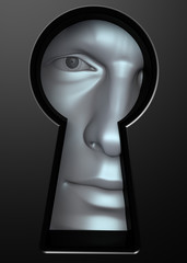 Looking Through KeyHole