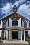 Church in Saint Maarten Island, Dutch Antilles