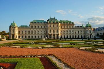 Belvedere-Vienna,Austria.