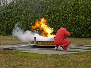 esercitazione antincendio