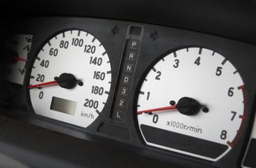 car control panel