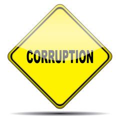 Señal corruption