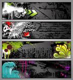 Zestaw stylów graffiti - 22630258