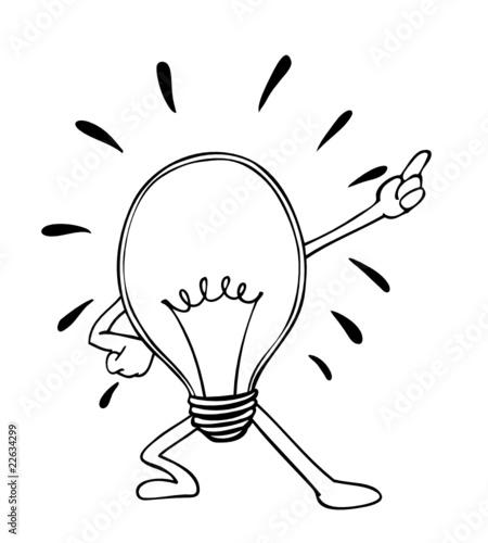 gl hbirne idee licht lampe energie energiesparend stockfotos und lizenzfreie vektoren auf. Black Bedroom Furniture Sets. Home Design Ideas