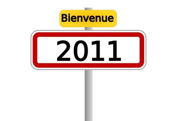 Bienvenue en 2011