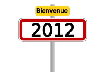 Bienvenue en 2012