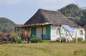 Solaranlage in Kuba