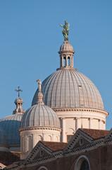Cupole della basilita di Santa Giustina a Padova