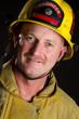 Fireman Smiling