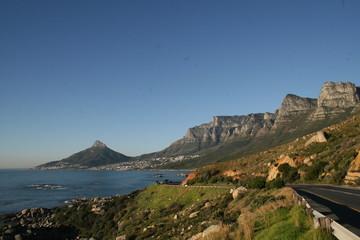 Chapman`s Peak drive Kapküste Südafrika