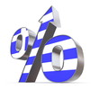 Shiny Percentage Up - Flag of Greece