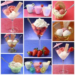 collage gelato