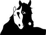 beloved horses poster