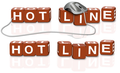 hotline or hot line online information